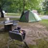 リベンジの備北キャンプ【備北夏祭り】